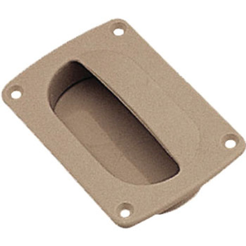 Sea-Dog Line Acetal Flush Pull(Large) - Tan 227323