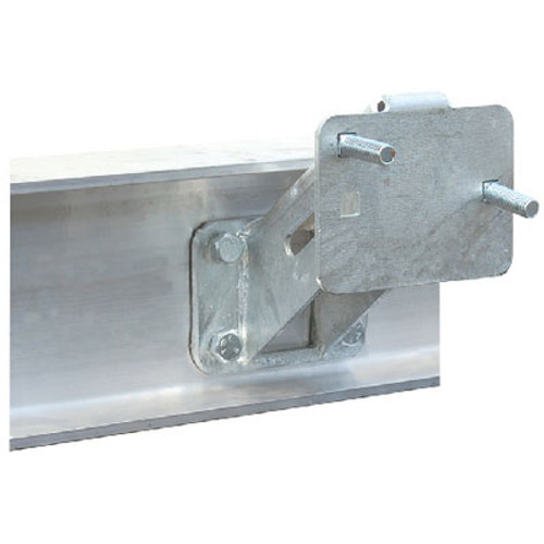 Tiedown Engineering Spare Tire Carrier Aluminum Trailer 86064