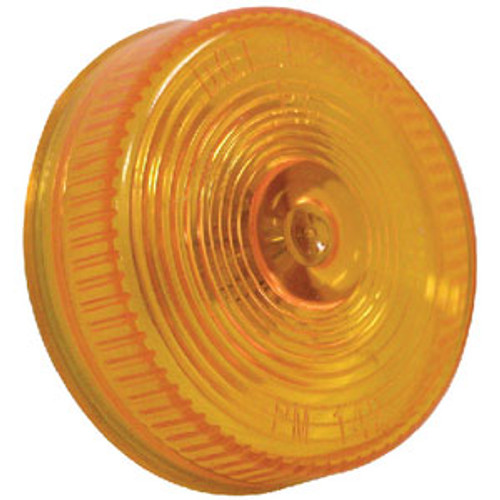 """Anderson Marine Clearance Light 2 1/2"""" Amber 142A"""