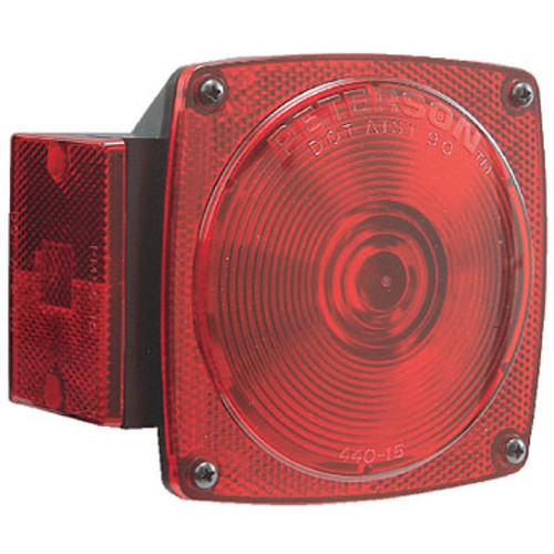 Anderson Marine Stop And Tail Light/Left E440L