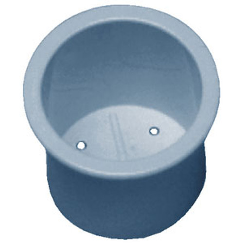 Beckson Marine Standard Drink Holder Gray Gh33-S1