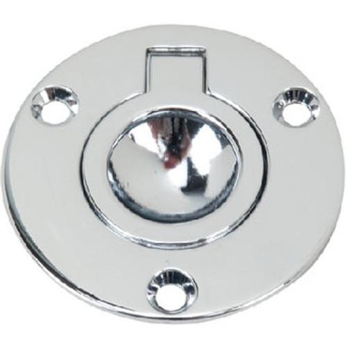 Perko Flush Round Ring Pull 1-5/8 1232Dp1Chr