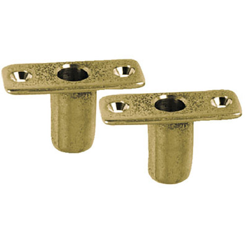 Perko Mag Bronze Top Mount Rowlock Socket 0831Dp0Plb
