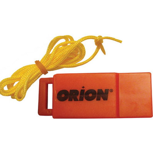 Orion Safety Products Emergency Whistle - Bulk 624