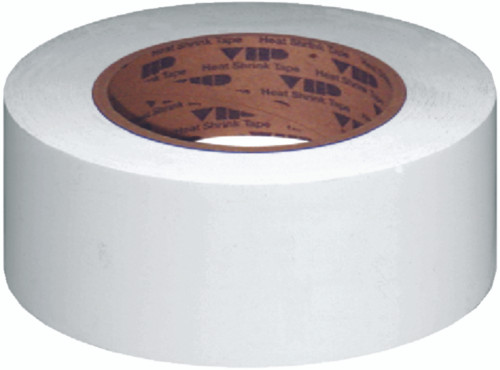 Marine Shrink Wrap Tape - Serrated - 2, 3, 4, 6 Inch x  60 yds - White