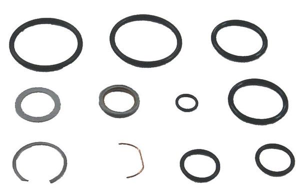 OEM MerCruiser Power Trim Ram Cylinder O-Ring Seal Kit Alpha Bravo 25-87400a2