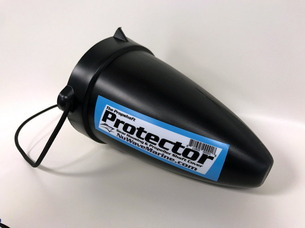 The Propshaft Protector - Propeller Shaft Cover by NuWave Marine