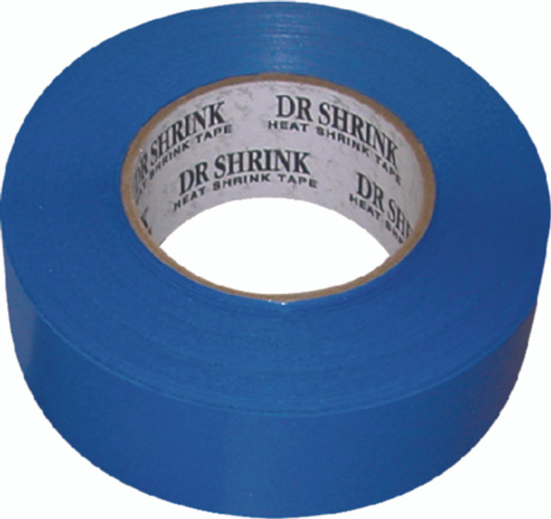 Marine Shrink Wrap Tape - Hull Preservation - 2, 3, 4 Inch x  36 yds - Blue