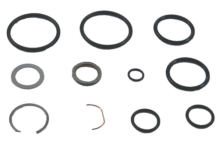 OEM MerCruiser Power Trim Ram Cylinder O-Ring Seal Kit Alpha Bravo 25-87400a2
