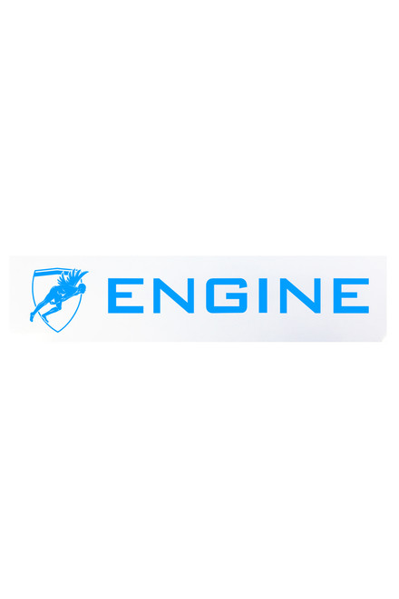 Engine Sticker