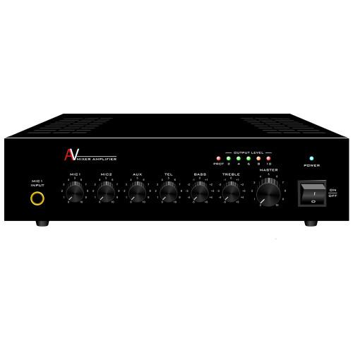 Mixer Power Amplifier 4 Channels (A-20AP)