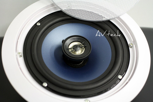 "In-Wall/ceiling Speaker 1"" + 6.5"" (S-CM60)"