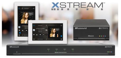 Russound 4 Stream, 4 Zone Audio System (XZone4)