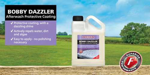 Fenwicks Bobby Dazzler - Good to use on cars, caravans & motorhomes