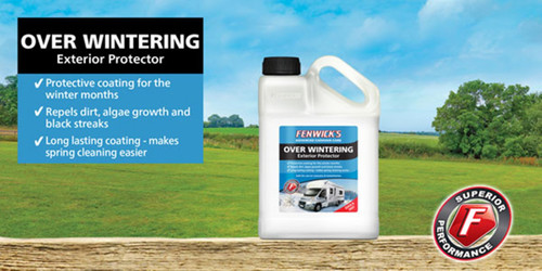 Fenwicks Overwintering - Safe for use on caravans & motorhomes