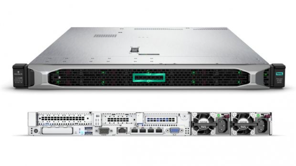 HP ProLiant DL360 Gen10 Server | FluxLight.com