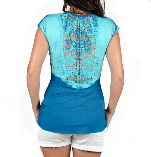 Sky Clothing Aglinis Top