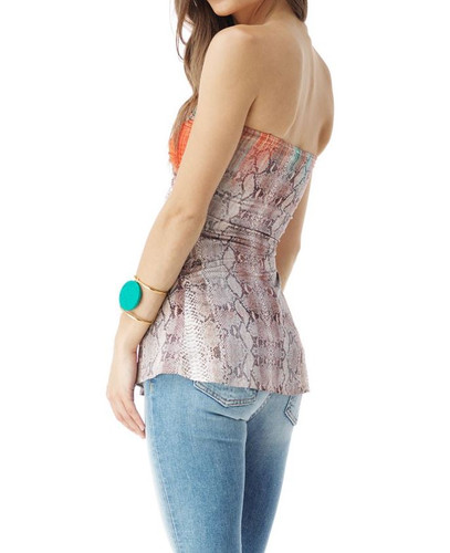 Sky Clothing Aleksei Top - Coral
