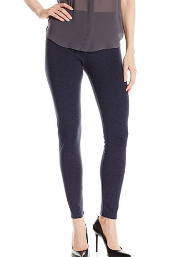 Lysse - Taylor Seamed Legging - Midnight Heather