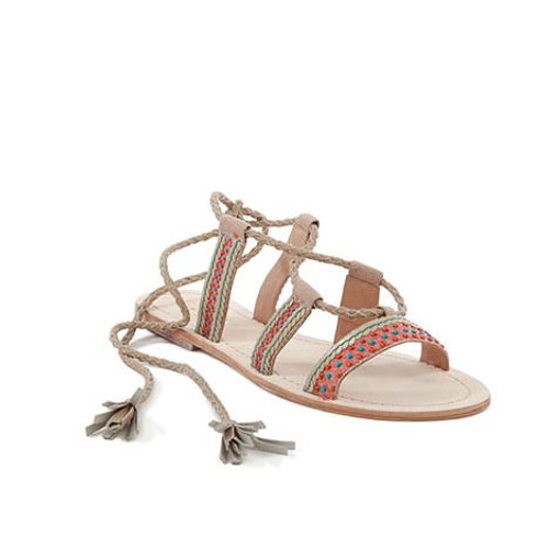 Seychelles In-Flight Sandal - Color Taupe