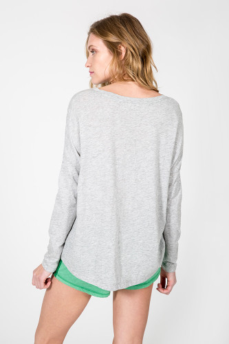 PJ Salvage Lucky Me Long Sleeve T-Shirt