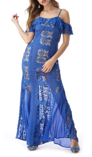 Sky Clothing - Margrete Maxi Dress