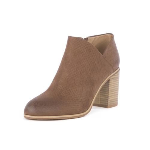 BC Footwear Kettle Boot - Cognac Exotic Vegan Suede