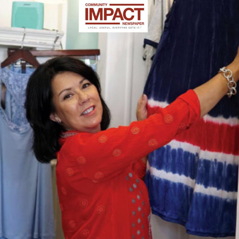 Community Impact Newspaper - Megan's Lifestyle Boutique