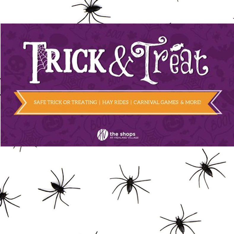 Trick and Treat Extravaganza