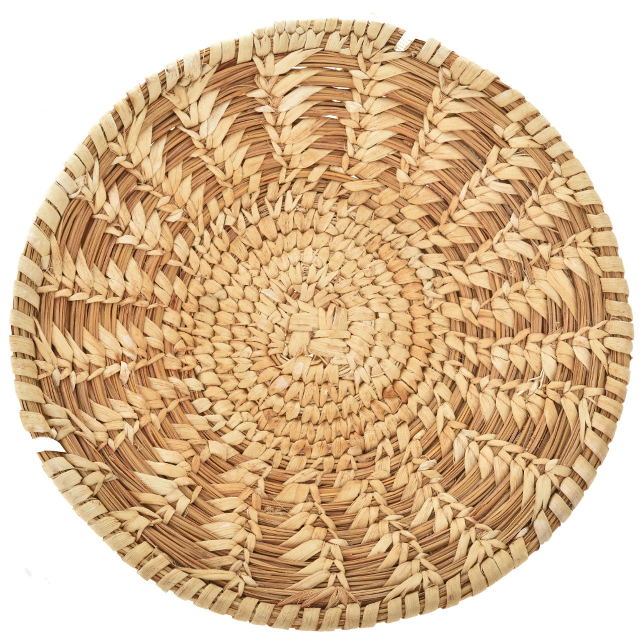 Papago Bowl - Native American Basket