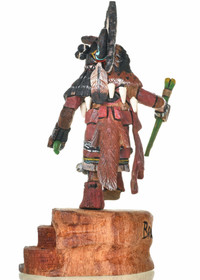 Authentic Cottonwood Kachina Doll 23871