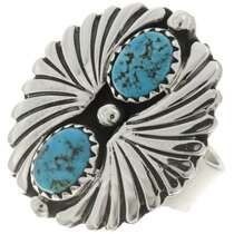 Turquoise Ladies Ring 26939