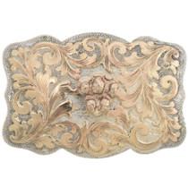 Bohlin Western Gold Buckle 26880