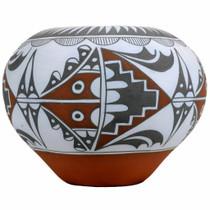 Pueblo Clay Pottery