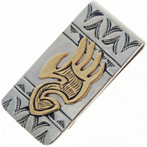 Bear Paw Money Clip 15002