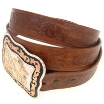 Leather Belt 22351