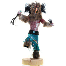 Great Horned Owl Kachina Doll 19021