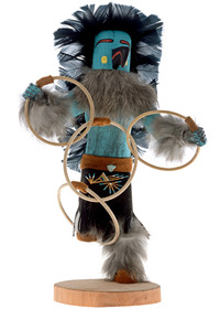 Hoop Dancer Kachina 19026