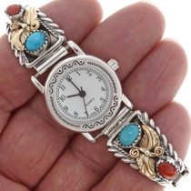 Navajo Style Ladies Watch 25168