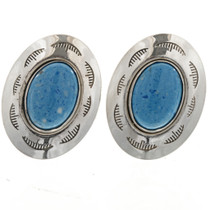 Denim Lapis Cuff Links 15909