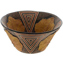 Leaf Pottery Bowl 27246