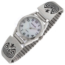 Silver Ladies Watch 25161