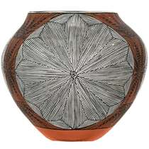 Acoma Eyedazzler Pottery 27038