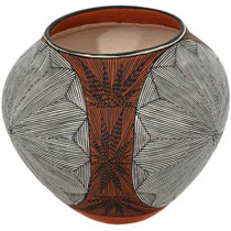 Handmade Indian Pueblo Pottery 27038