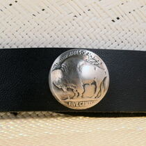 Navajo Made Hatband 2650