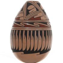 Mata Ortiz Seed Pot 26654