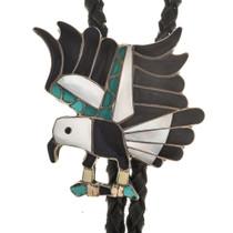 Native American 1970's Bolo Tie 24225