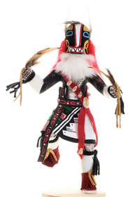 Badger Dancer Kachina 22093