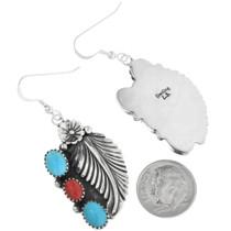 Navajo Hallmarked Earrings 26668