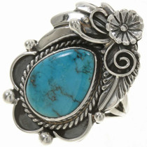Bisbee Turquoise Ring 23660